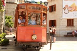 De beroemde tram van Soller