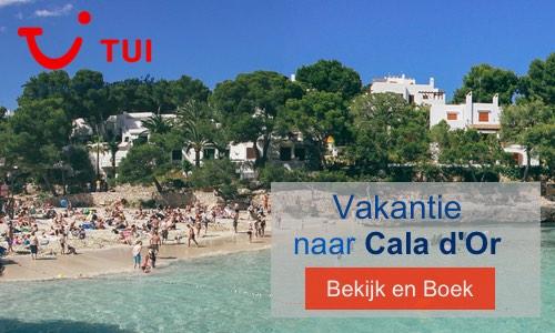 Cala d'Or Mallorca vakantie
