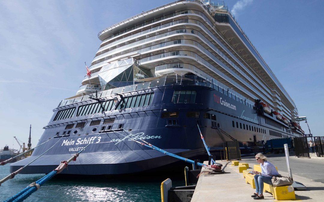 Nieuwe cruise terminal Mallorca