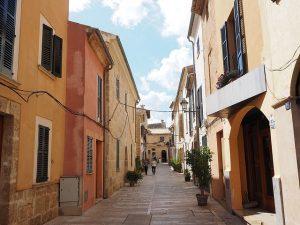 Binnenstad van Alcidia