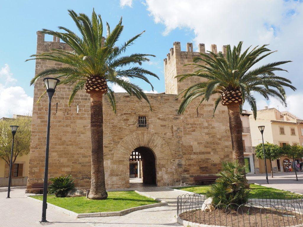 Alcudia stadspoort