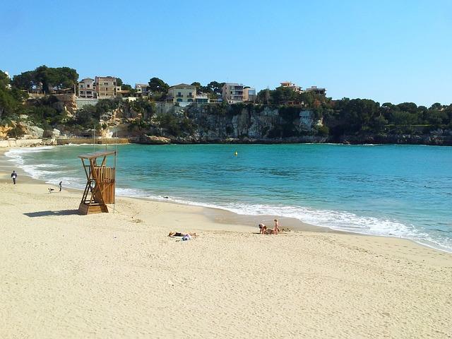 Porto cristo strand