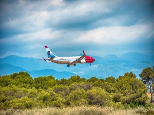 Vliegen naar Mallorca