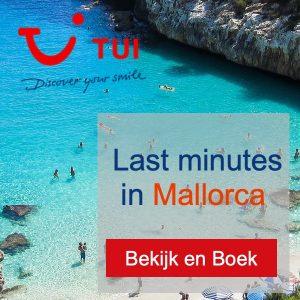 Last minute vakantie Mallorca