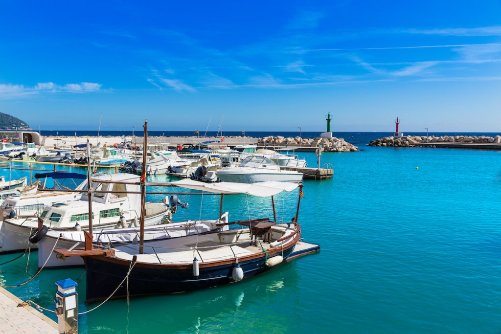 Cala Bona Jachthaven