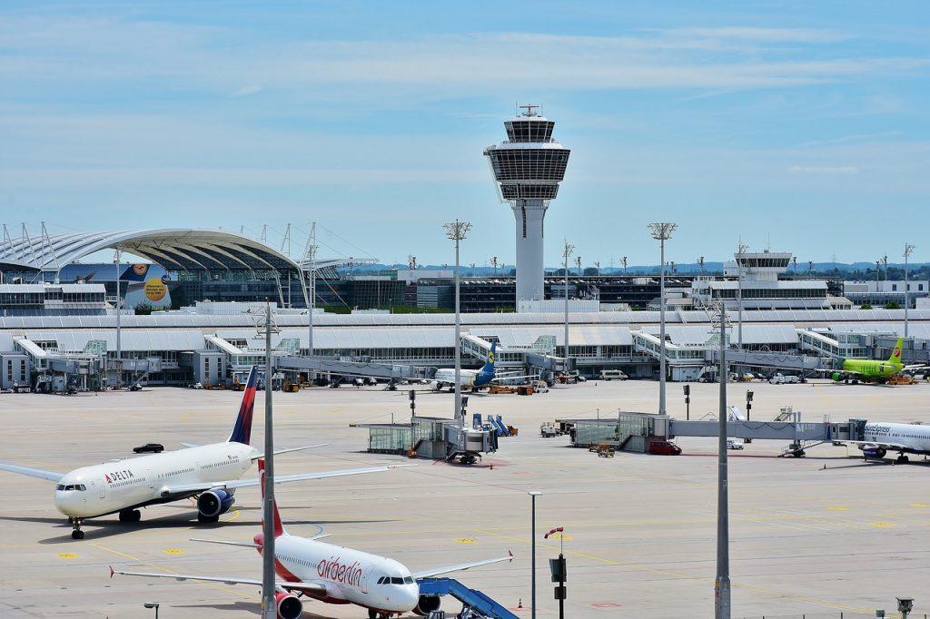 Vliegen vanaf Duitsland naar Mallorca