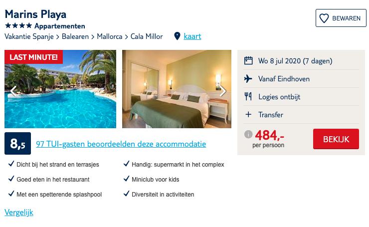 Mallorca Deal Marins Playa